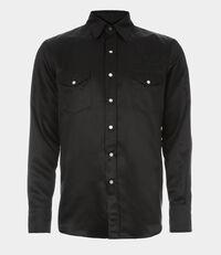 Sid Shirt Black