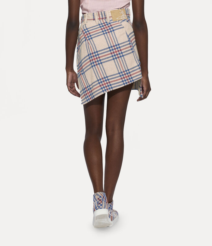 Infinity Skirt Tartan 5