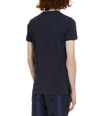 Classic Peru T-Shirt Blue/Navy