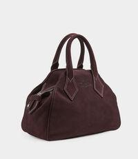 Medium Yasmine Bag Burgundy