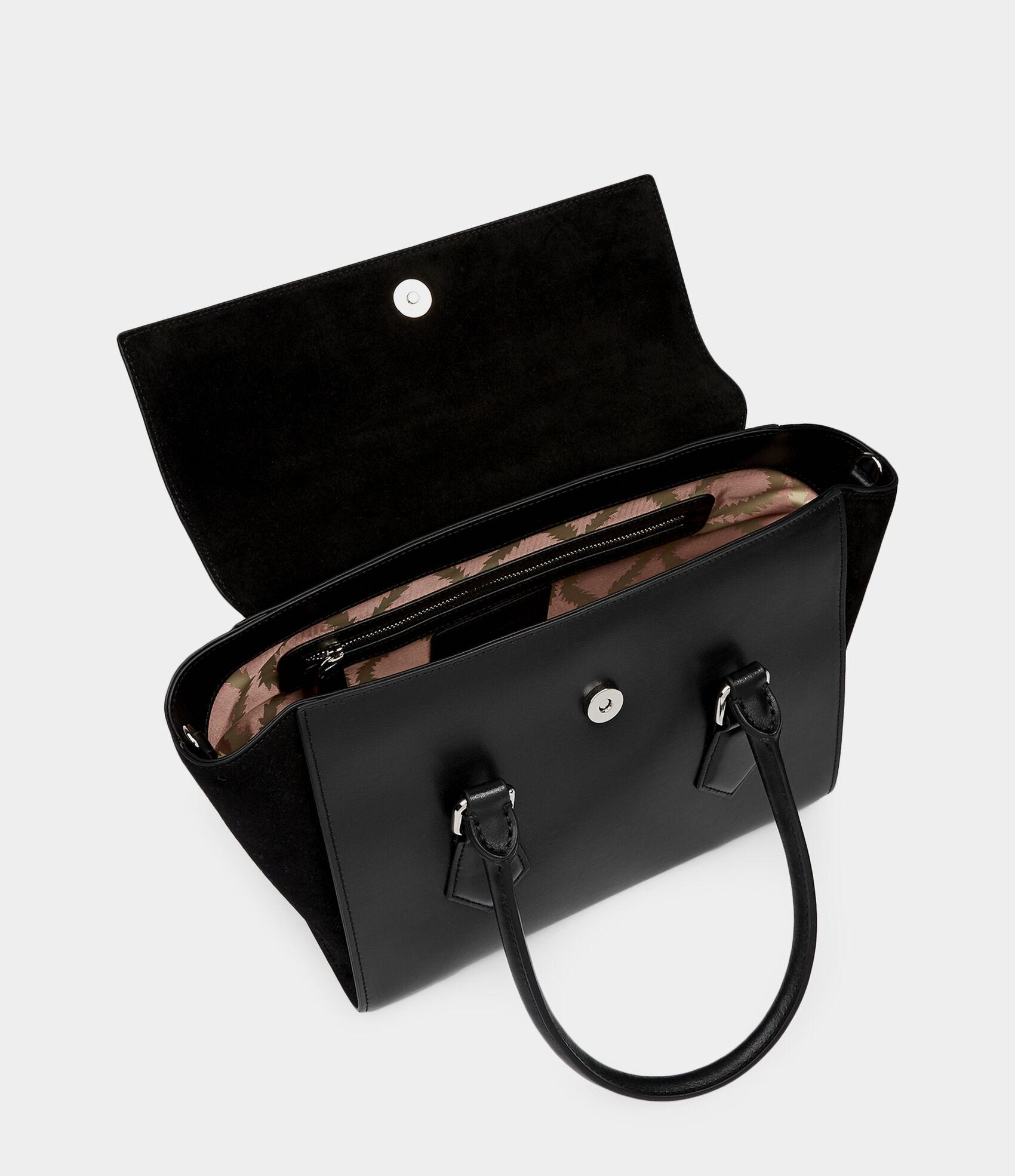 Vivienne Westwood Women S Designer Handbags Matilda Medium Handbag Black