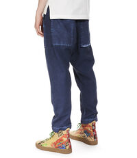 Danjo Trousers Faded Blue