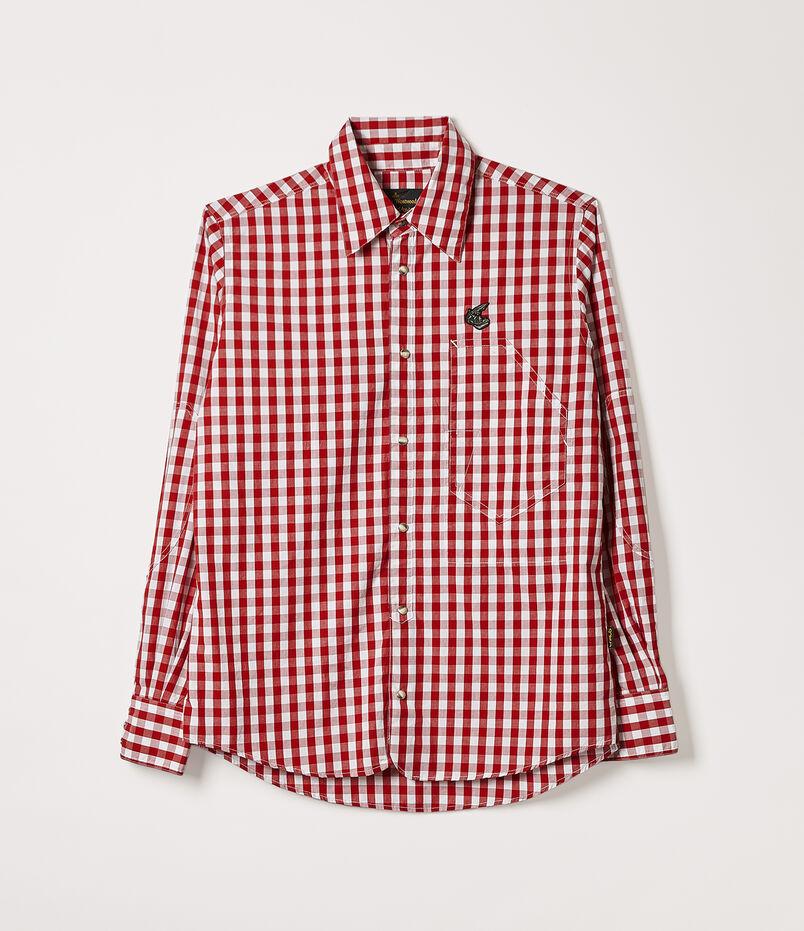 d871e19325 Lars Workman Shirt Red Add To Wishlist
