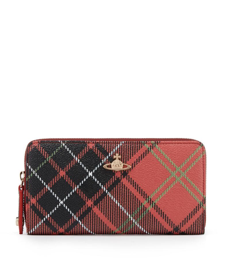 Derby Zip Round Wallet 51050023 Charlotte