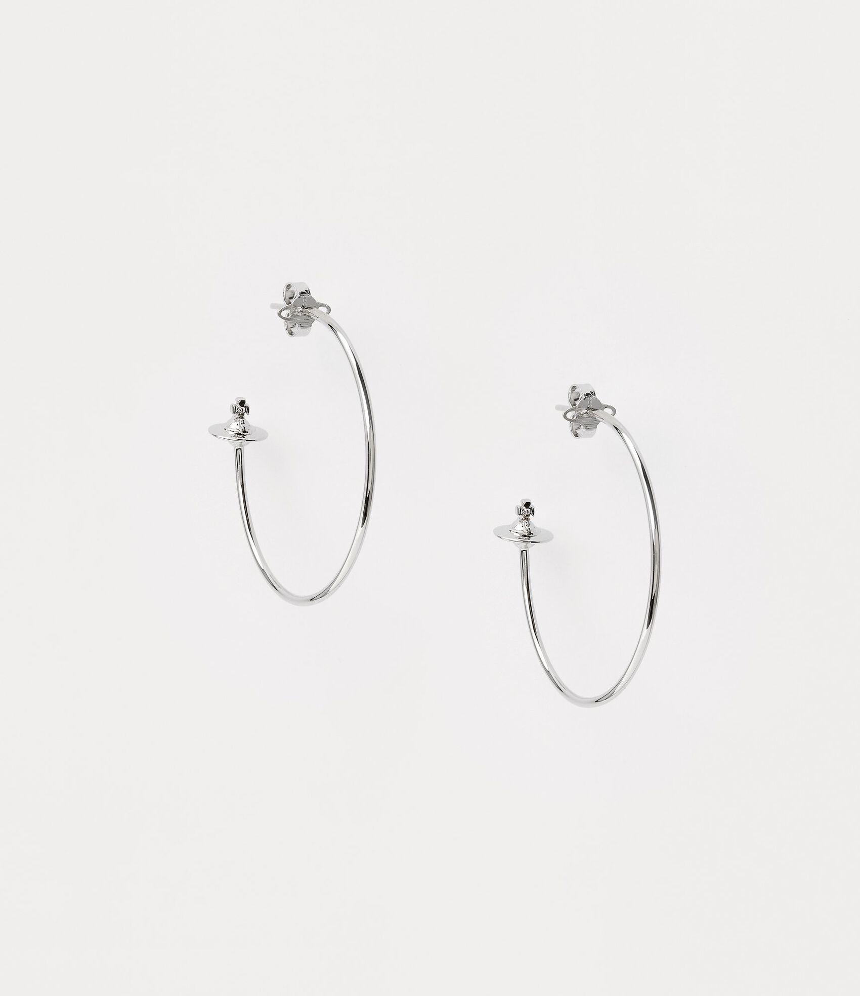 11ded5f2bb830 Vivienne Westwood Earrings | Women's Jewellery | Vivienne Westwood -  Rosemary Earrings Silver Tone