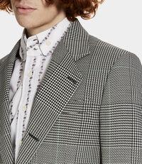 Classic Jacket Black/White