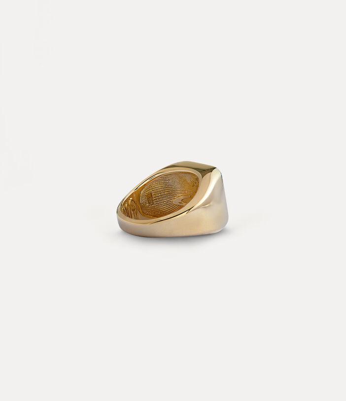 Carlo Ring Gold-Tone 3