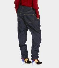 Alcoholic Jeans Blue Denim