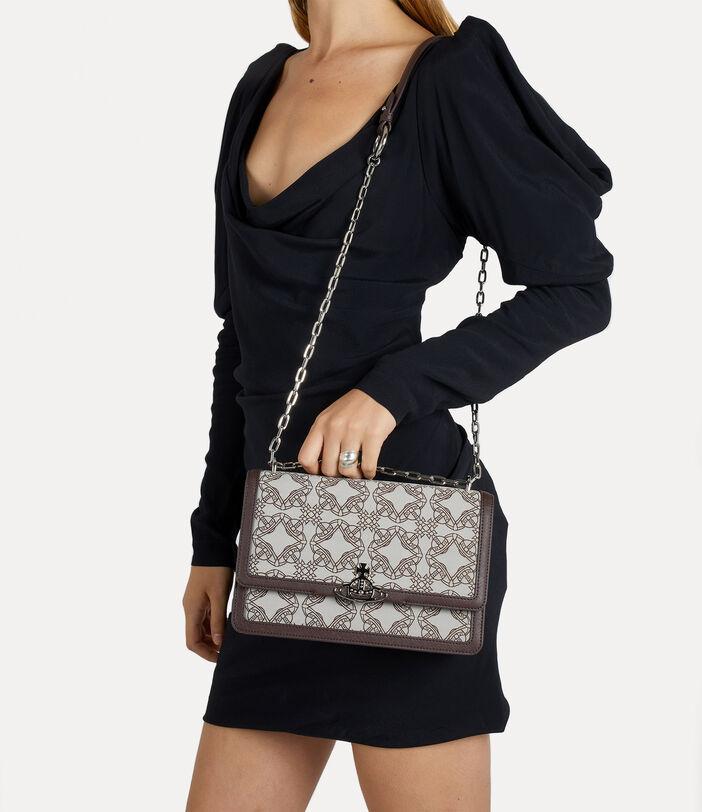 Debbie Large Bag With Flap 2