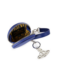 Johanna Round Coin Purse With Orb Gadget 51070016 Blue