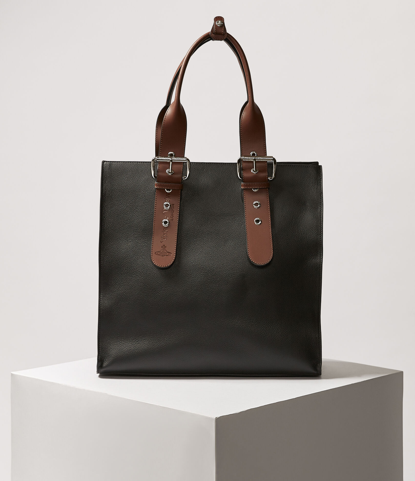 Vivienne Westwood Pouches And Doent Cases Men S Bags Alexander Tote Bag Black