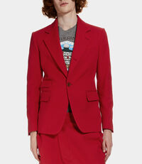 Classic Jacket Red