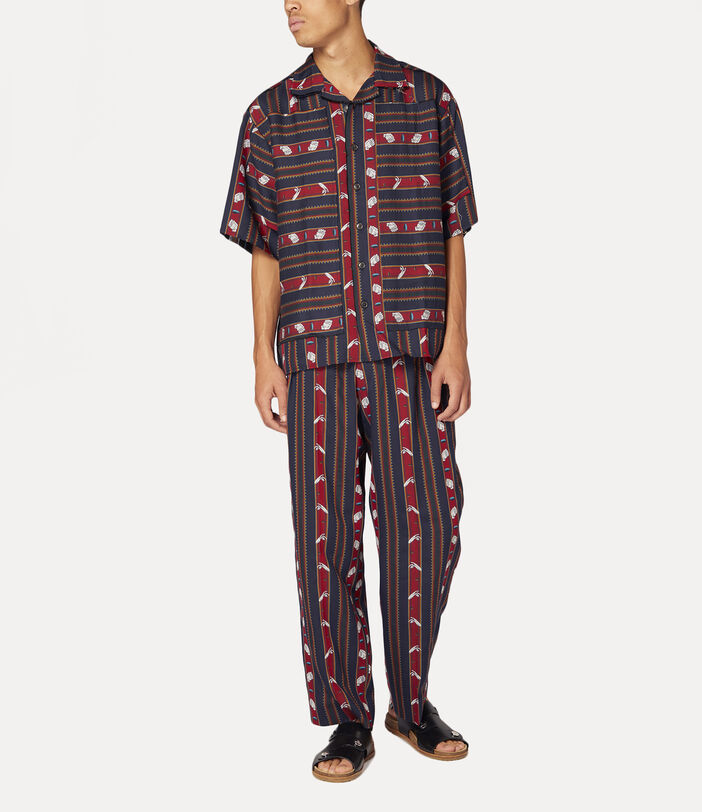 Aloha Shirt Chrissie Stripes 2