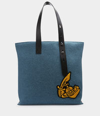 Alice Shopper Bag Blue