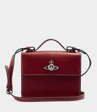 Matilda Medium Shoulder Bag Red