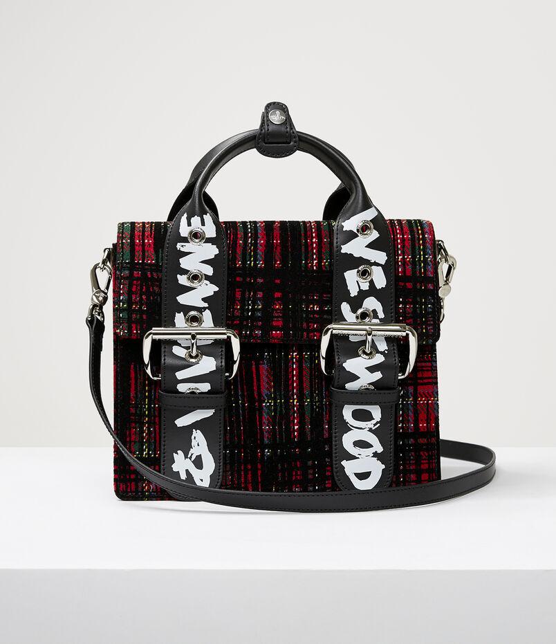 Special Alex Medium Handbag Red