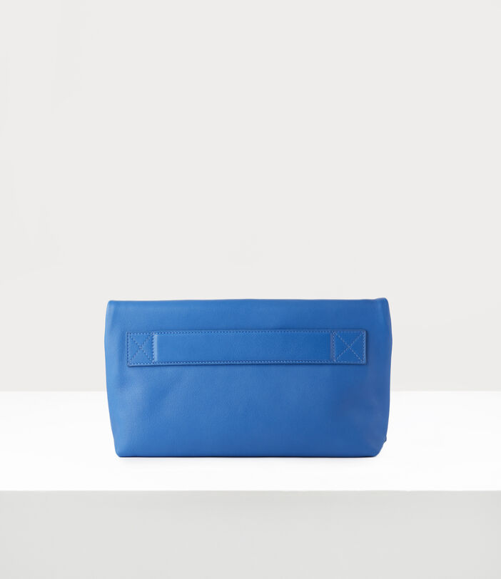 Chelsea  Clutch Blue 4