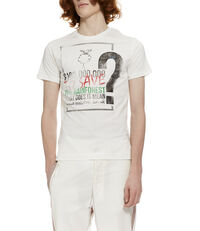 Rainforest Peru T-Shirt Off White