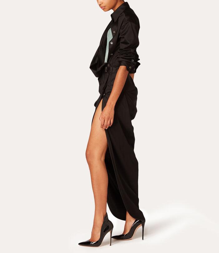 Ming Dress Black 3