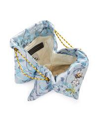 Dolly Evening Bag 43010017 Light Blue