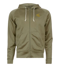 Classic Tracksuit Top Olive Green