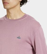 Roundneck Knit Dusty Pink