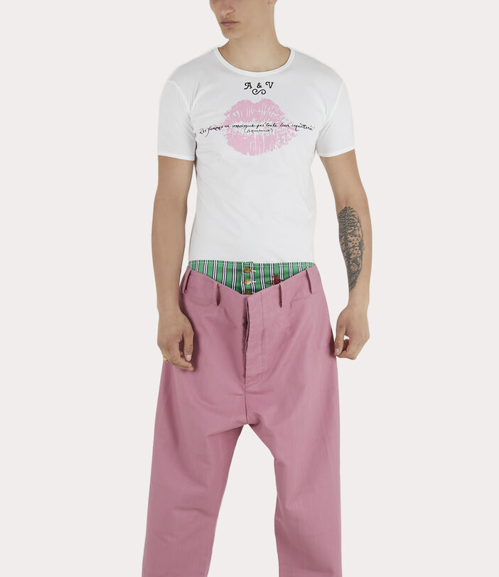 Boudoir T-Shirt White 6