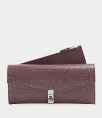 Sofia Credit Card Wallet Pink