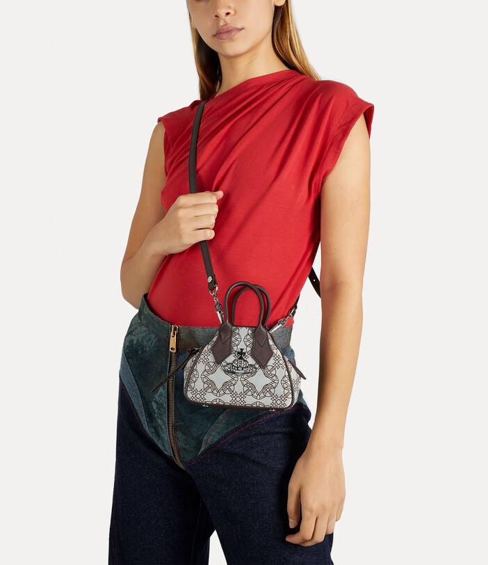 Logo Mini Yasmine Handbag 2