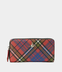 Derby Classic Zip Round Wallet Mc Andreas