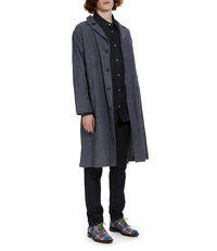 Duster Jacket Navy