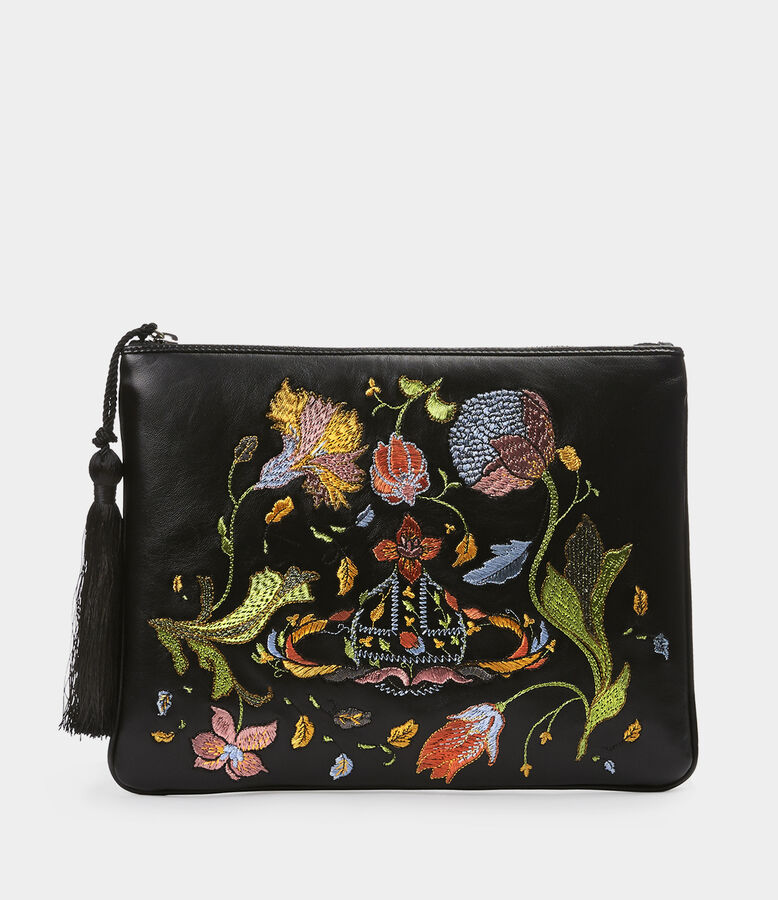 Vivienne Westwood Dolly Clutch Bag  Black