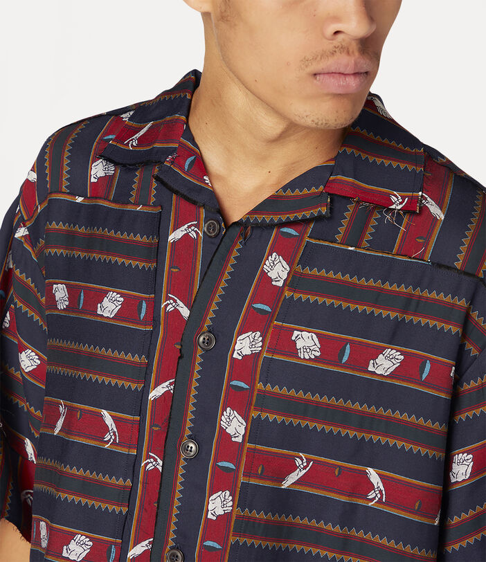 Aloha Shirt Chrissie Stripes 5