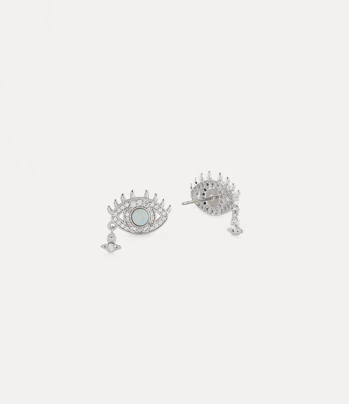 Rahmona Earrings Silver-Tone 2