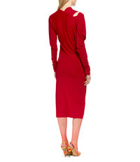 Timans Dress Red