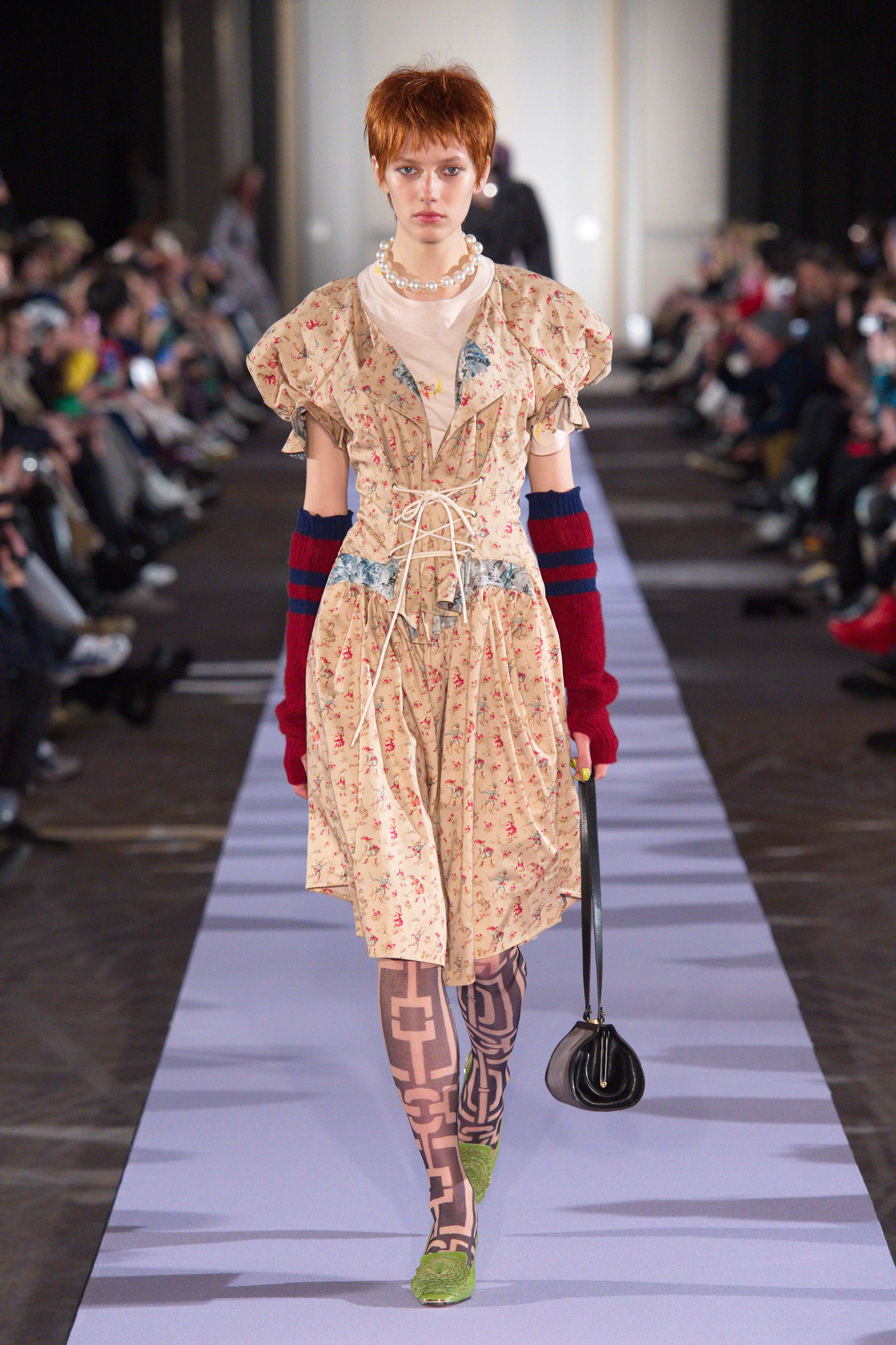 67350f5537 The collection / Andreas Kronthaler for Vivienne Westwood Autumn-Winter  19/20 Catwalk