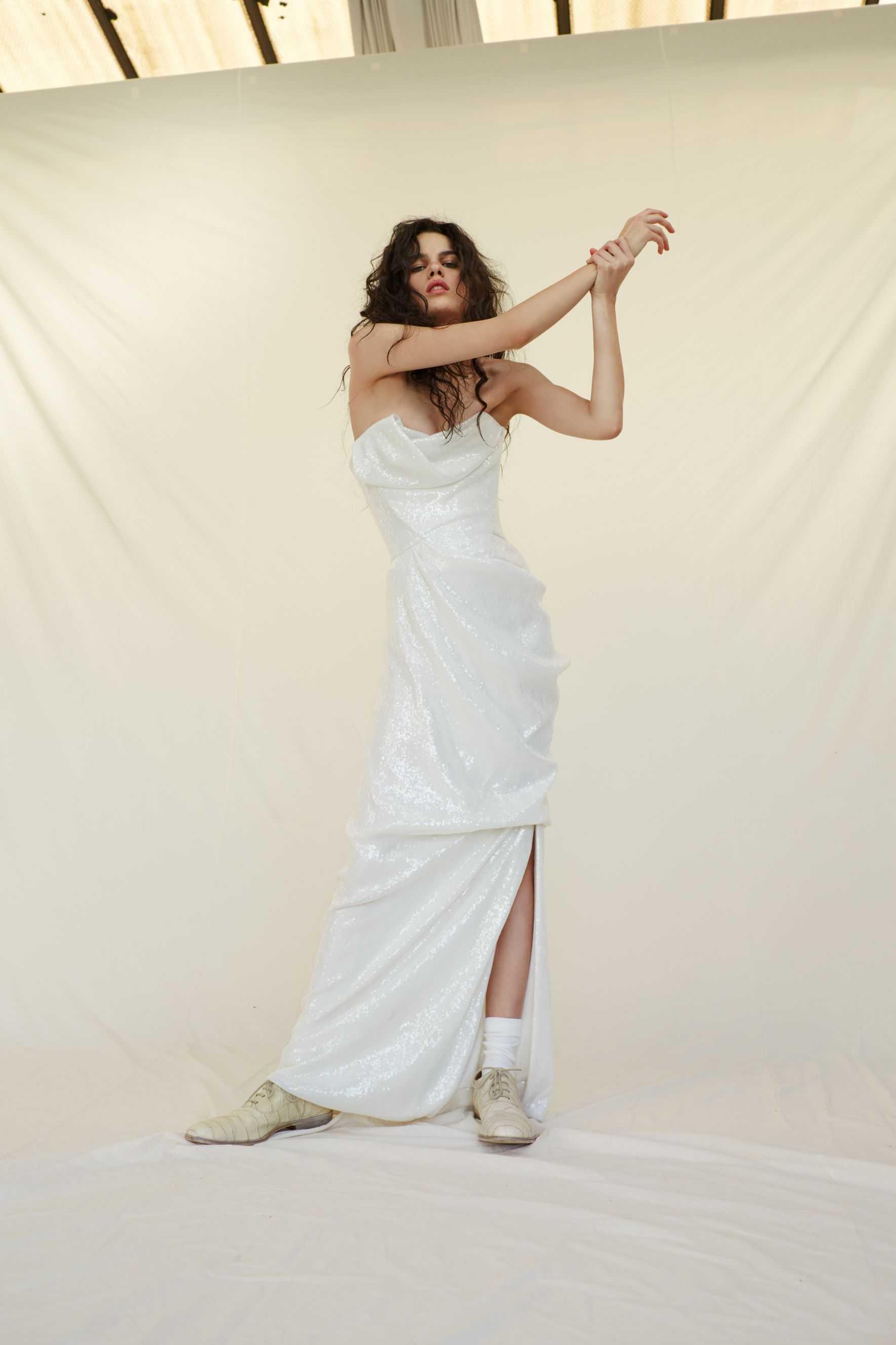 Vivienne Westwood Wedding Dress | Bridal Made To Order Ss17 Vivienne Westwood